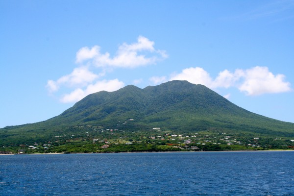 Stunning beauty on the island of Nevis