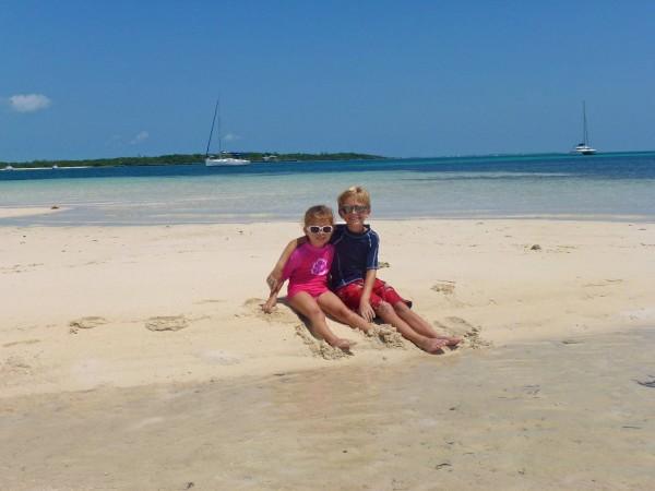 Tahiti Beach on Elbow Cay