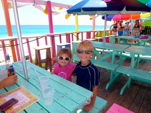 Nippers on Great Guana Cay