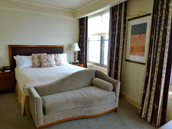 Water View Suite at the Mandarin Oriental, Washington, D.C.