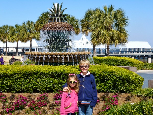 Day trip to Charleston, South Carolina