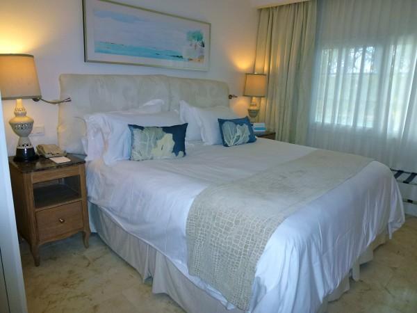 One-Bedroom Ocean View Suite at La Samanna