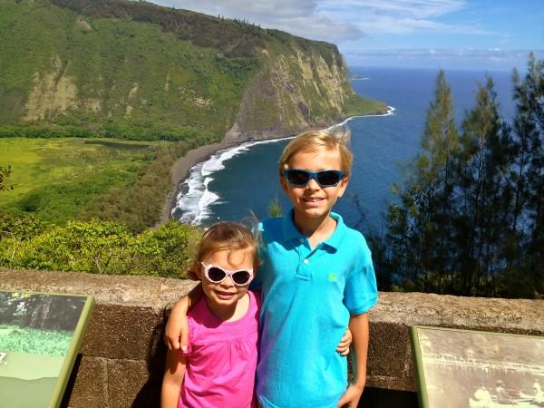 Big Island scenery