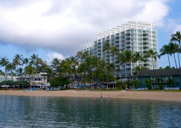 Exterior view of The Kahala