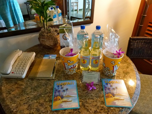 More gifts from Four Seasons Hualalai