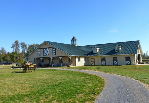 Equestrian Center at Salamander Resort and Spa