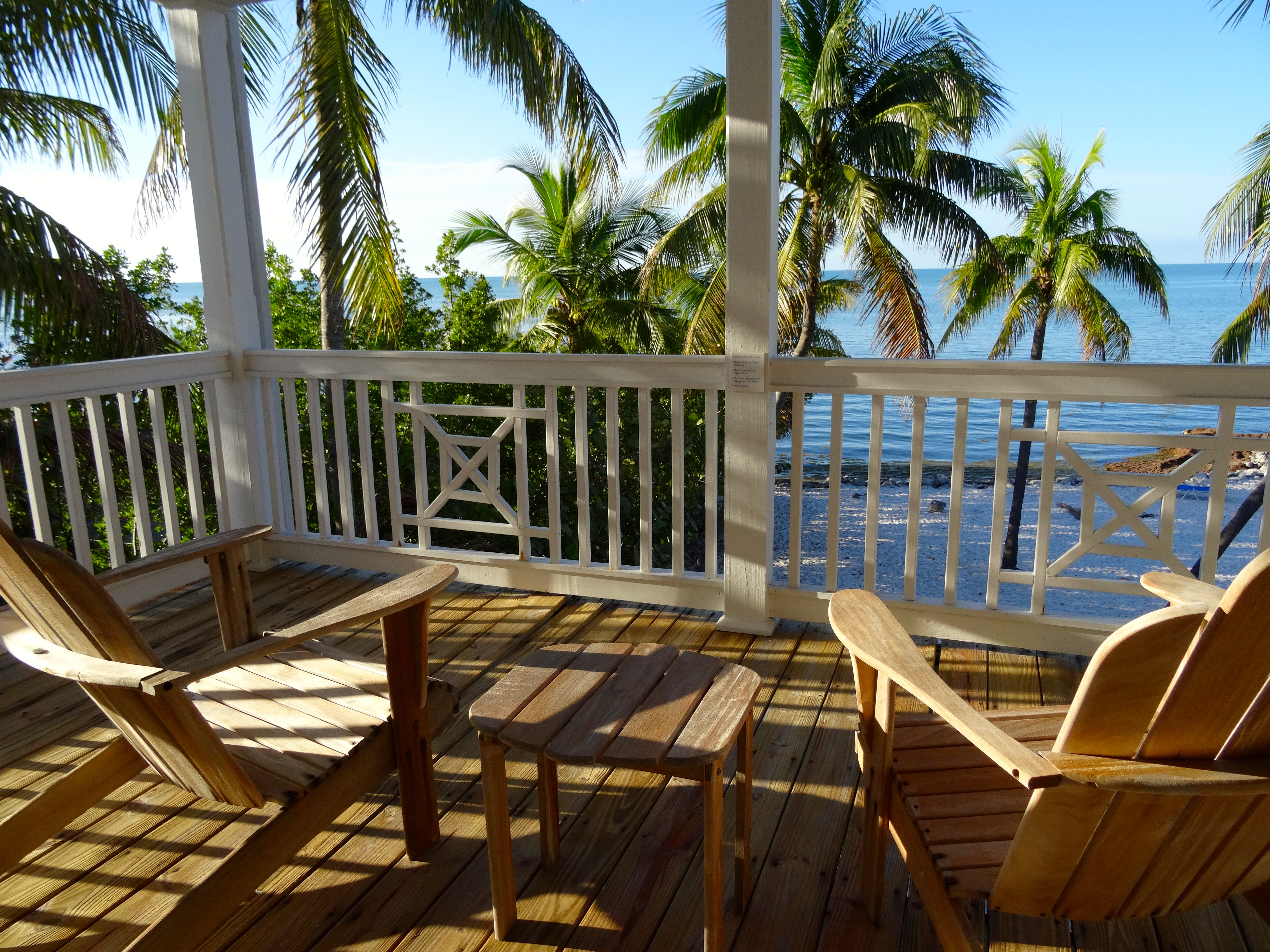Beach House In Florida Keys Part - 20: View From A Beach House At Tranquility Bay Resort