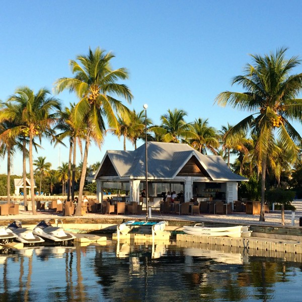 Tiki Bar at Tranquility Bay Resort