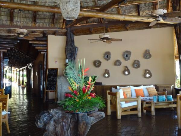 Hotel Punta Islita's lobby