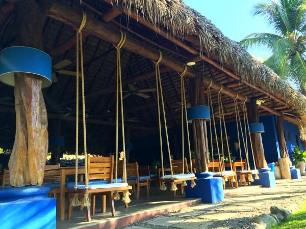 Restaurant at Hotel Punta Islita