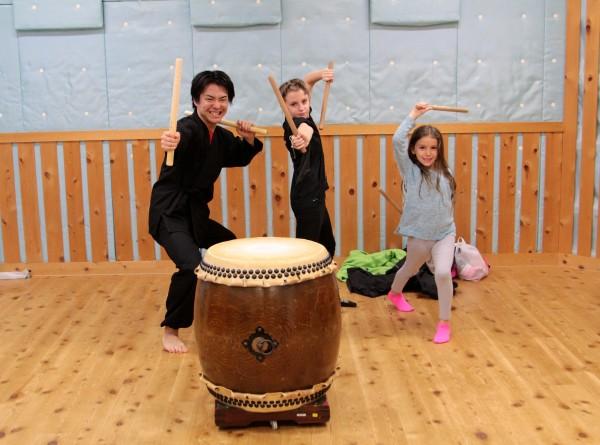 Drum lessons in Tokyo, Japan
