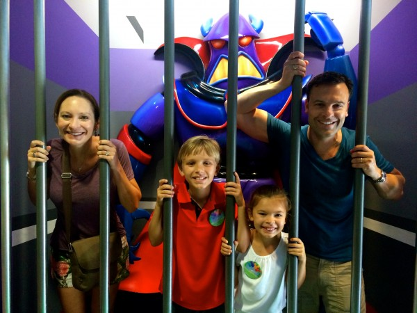 Magic Kingdom family time