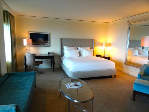 Ritz Carlton San Juan Oceanfront Junior Suite