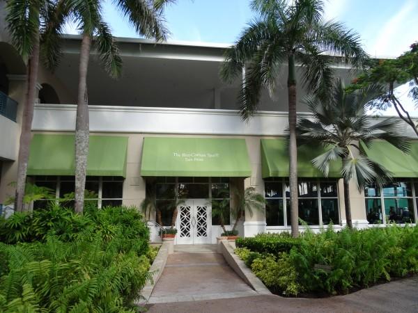 Ritz Carlton San Juan spa