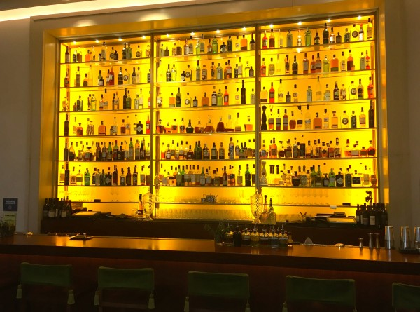 The bar at The New York EDITION