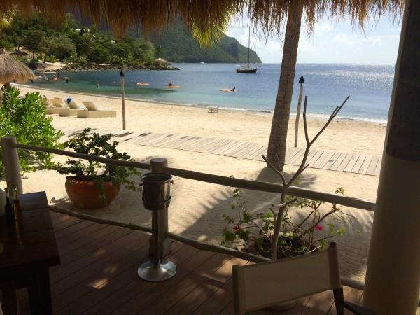 Bayside Restaurant, Sugar Beach