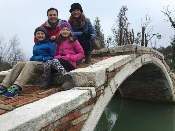 Torcello bridge