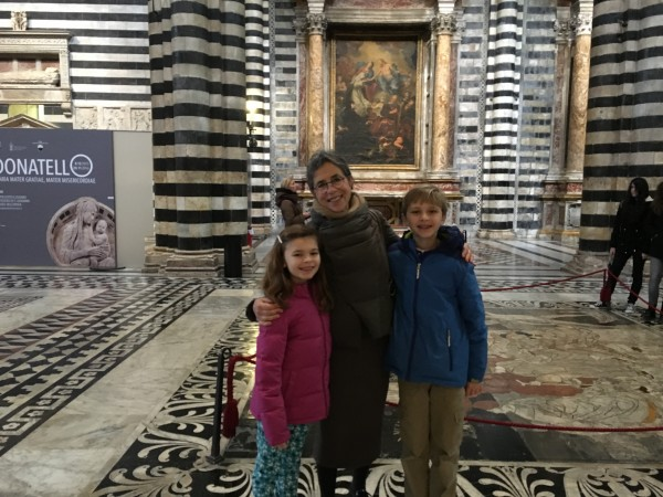 Siena guide for families