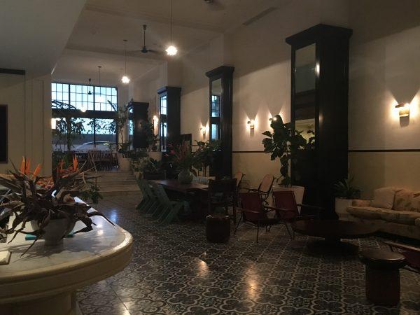 Casco Viejo's American Trade hotel