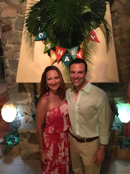 Caneel Bay's 60th anniversary gala