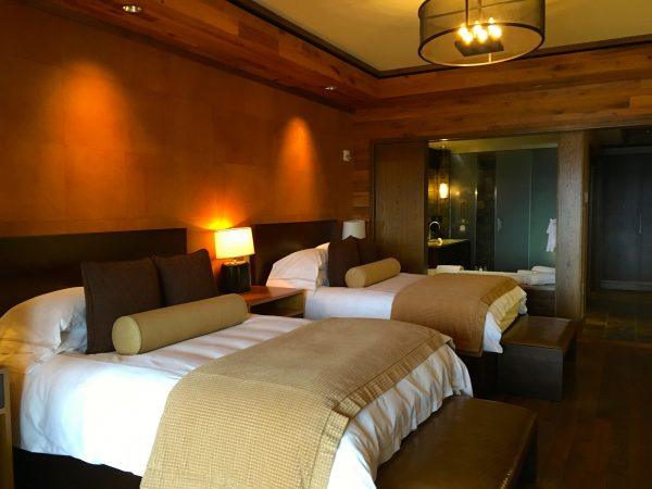 Mountain Room, Main lodge, Primland