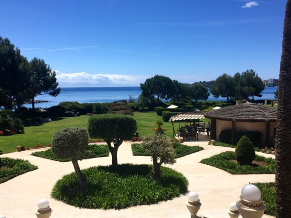 Grounds at the St. Regis Mallorca