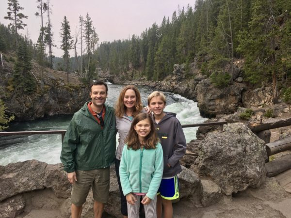 Exploring the Grand Canyon of the Yellowstone