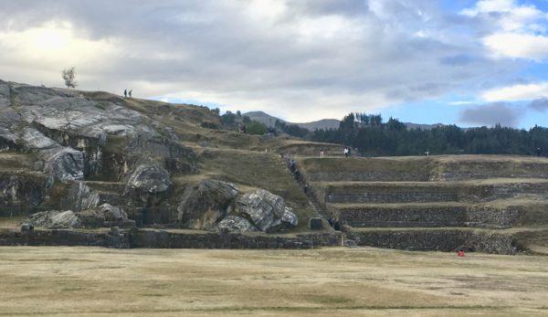 Sacsayhuaman near Cusco, Peru