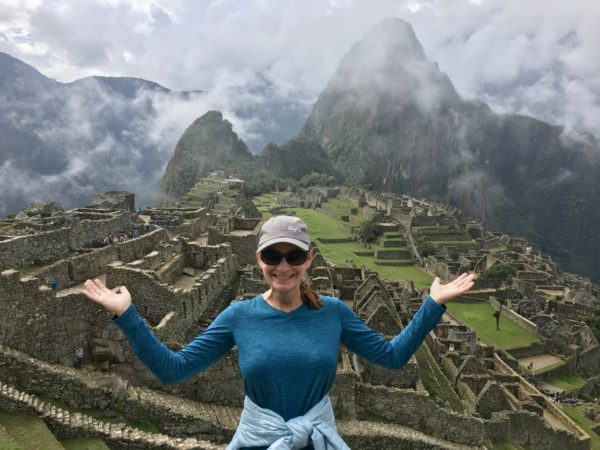 Exploring Machu Picchu, Peru