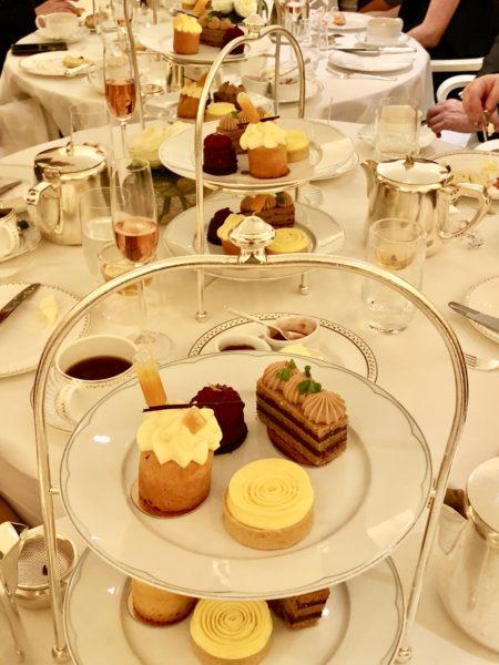High Tea at The Dorchester