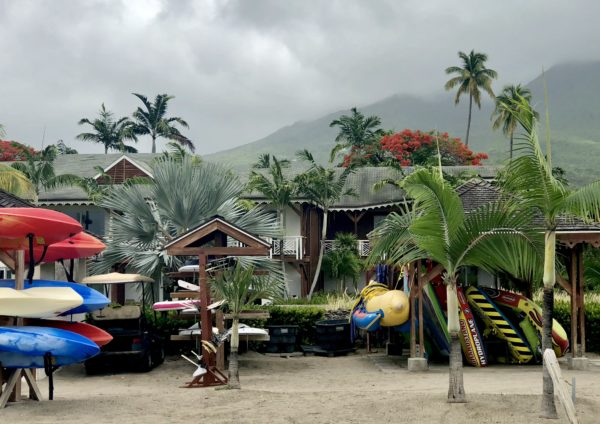 Four Seasons Nevis offers many watersport options