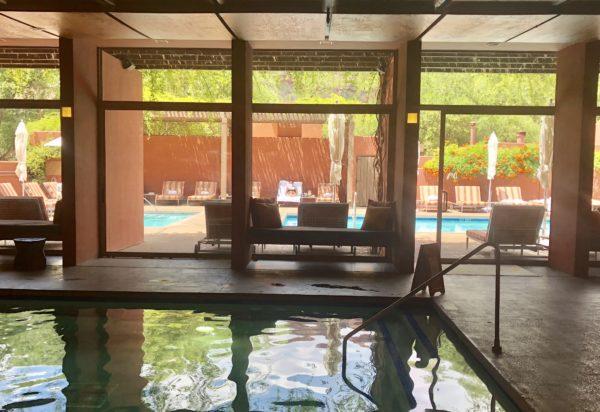 Pools at Mi Amo Spa, Enchantment