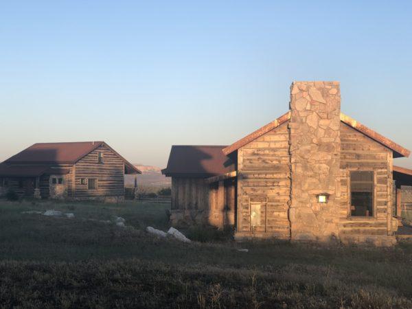 Zion Mountain Ranch cabin