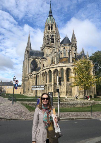 Beautiful Bayeux, France