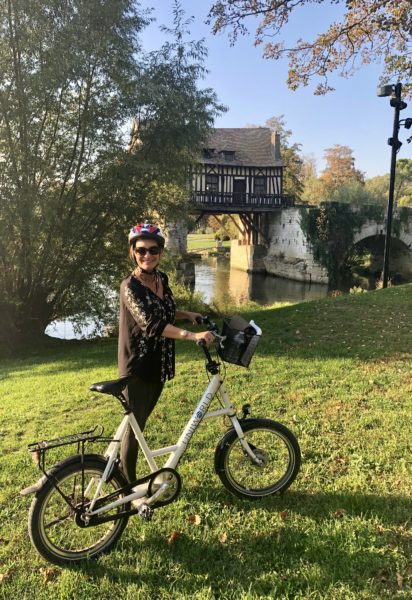 Giverny bike tour