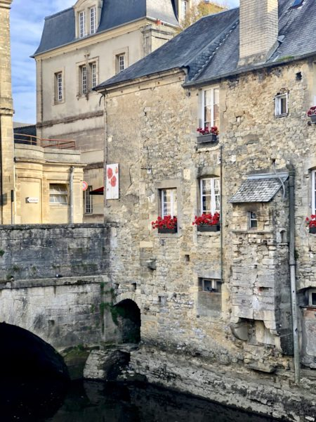 Bayeux architecture