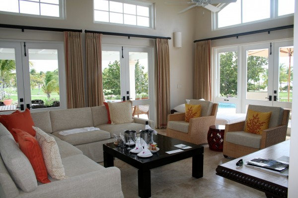 Rosewood Estate Suite at Jumby Bay