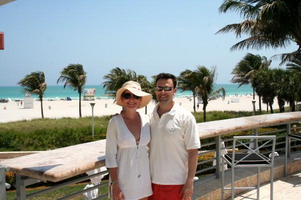 Beachfront at The Ritz Carlton South Beach