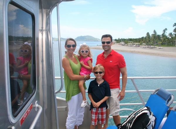 Departing Nevis for our next adventure on St. John