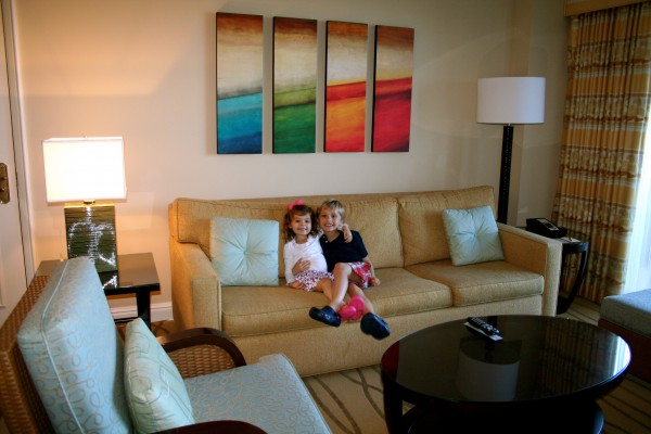Oceanfront Suite at Ritz-Carlton Key Biscayne