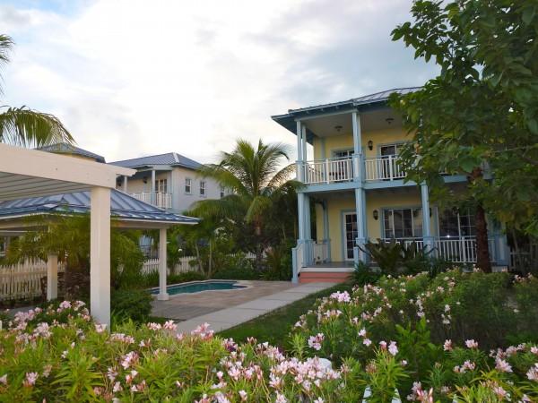 Beachfront Villa at Veranda