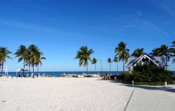 Beach at Tranquility Bay Resort