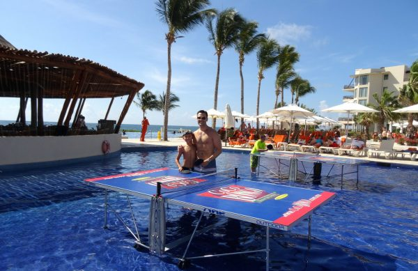 Ping pong Dreams Riviera Cancun