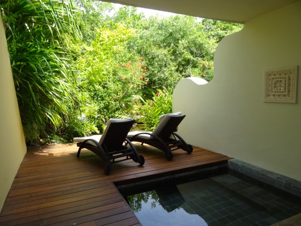 Zen Grand King Pool Suite - Grand Velas Riviera Maya