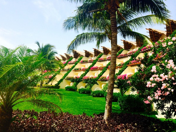 Grand Velas Riviera Maya grounds