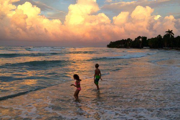 Sunrise Beach, Half Moon