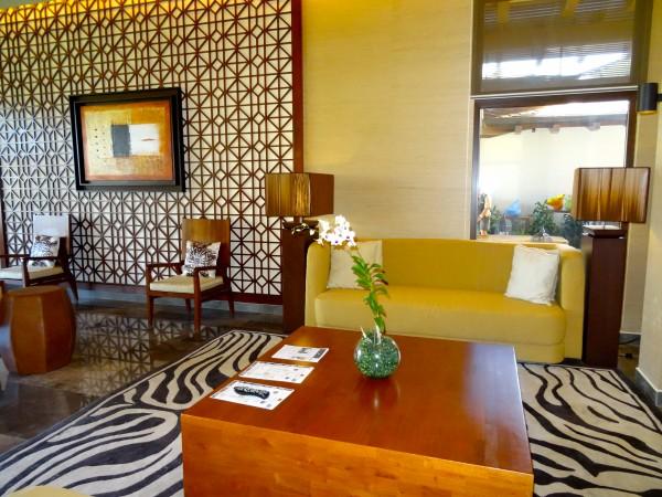 Preferred Club Lounge at Dreams Las Mareas
