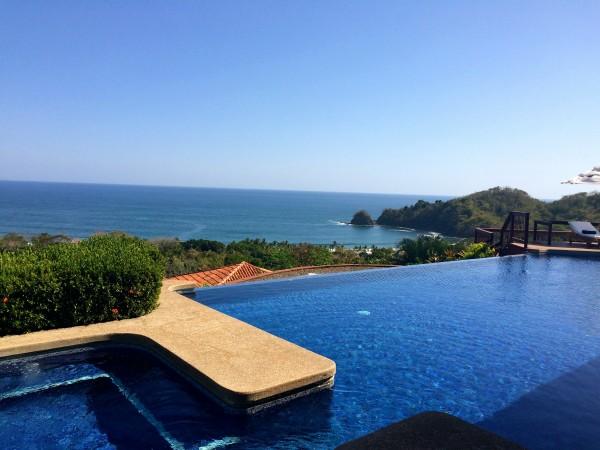 Hotel Punta Islita infinity pool