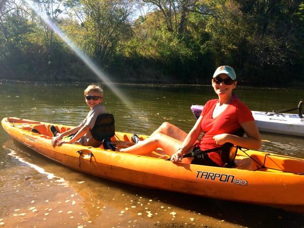 Punta Islita kayaking excursion