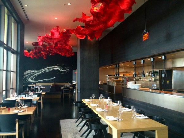 Copa Restaurant at Four Seasons Orlando